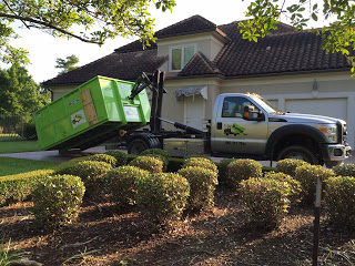 Big Construction or Remodeling Job?  Bin There Dump That can help clean up!