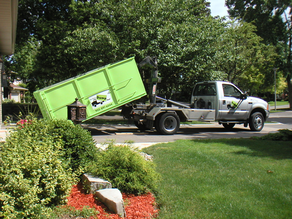 If you're moving this fall, get Bin There Dump That to help!