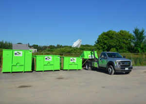 dumpster sizes in southeast louisiana